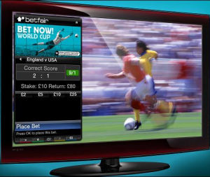 Betfair's Internet@TV