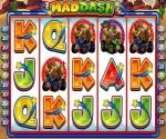 Mad Dash een grappig nieuwe videoslot bij Spin Palace