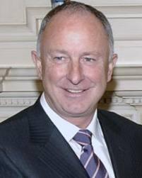 Ahern, Dermot -Iers minister van Justitie