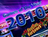 Games of The Year 2010 Actie bij Party Casino