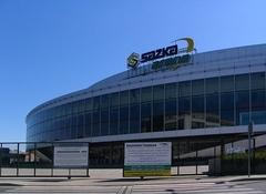 Het ijshockeystadion, nu O2 Stadium geheten, leidde de ondergang van lottobedrijf Sazka in