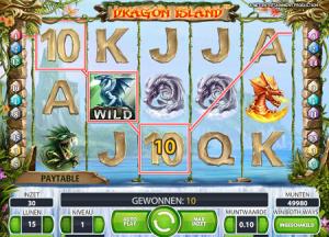 Dragon Island videoslot