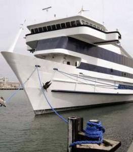 Nieuwe casinoboot in Florida te water