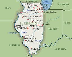 Het is nu vrijwel zeker: in Illinois USA gaan vijf nieuwe casino's verrijzen.
