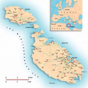 Malta, hart van het Europese gokken