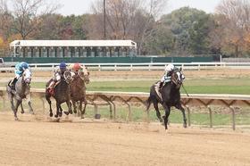 Racetrack in Grove City, Ohio