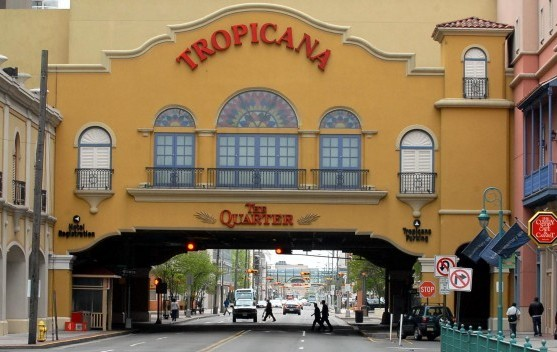 Tropicana's The Quarter in Atlantic City