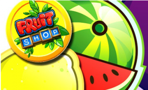 Fruit Shop videoslot