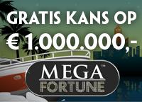 Speel Mega Fortune bij online casino