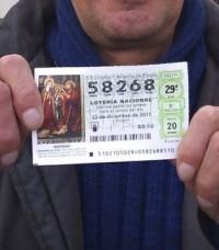2,5 miljard aan prijzengeld in de El Gordo Loterij