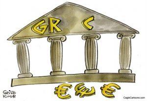 Griekenland wil sneller euro's binnenhalen uit online casino business