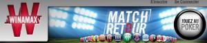Winamax -Match Retour