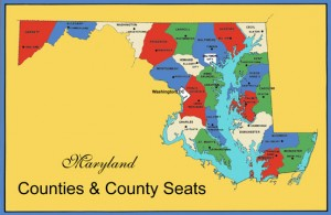 Maryland Counties