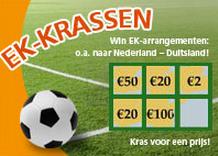 Nederlands casino organiseert EK 2012 krasactie