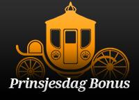 Prinsjesdag Bonus bij Kroon Casino