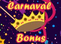 Carnavals Bonus 2013