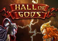Hall of Gods videoslot winnaars