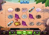 free spins op beach videoslot