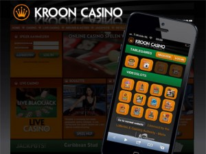 Mobiel casino kroon casino