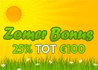 Zomer Bonus online casino