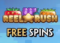 free spins reelrush