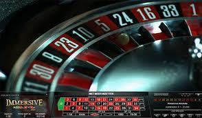 Live Roulette Immersive