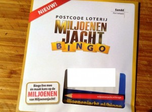 Miljoenenjacht Bingo