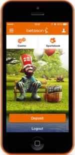 Betsson Casino Review Mobiel