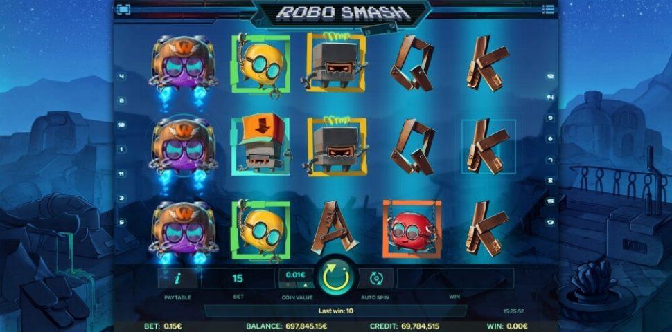 Casino.nl isoftbet spel review Robo Smash