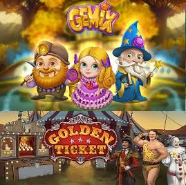 gemix golden ticket