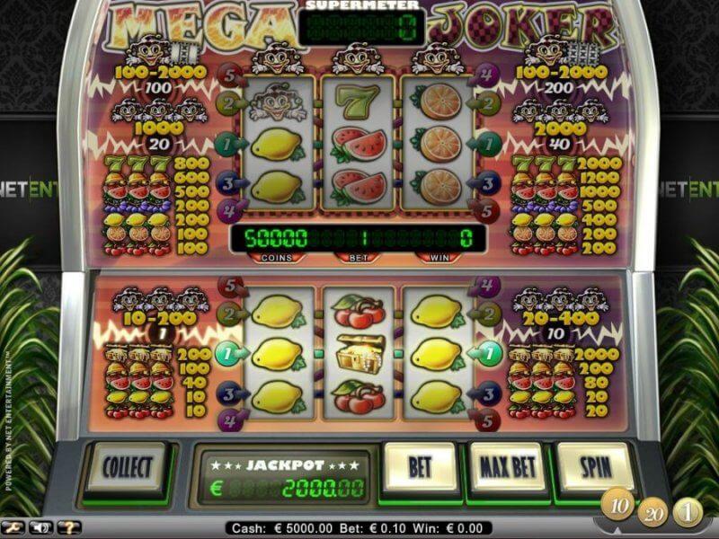 Casino.nl Mega Joker gokkast 2 (1)