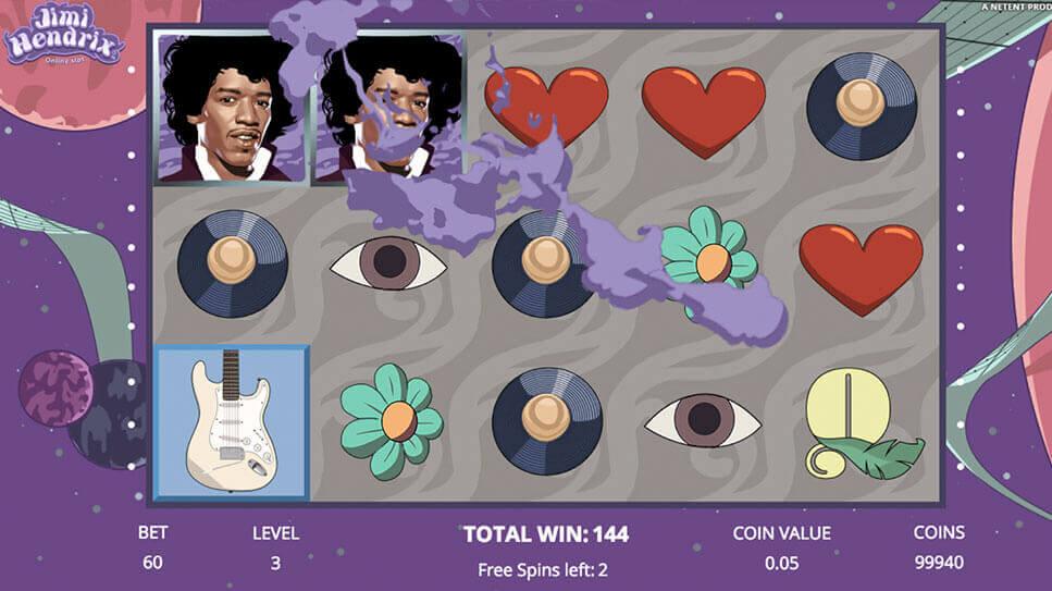 Online Jimi Hendrix spelen