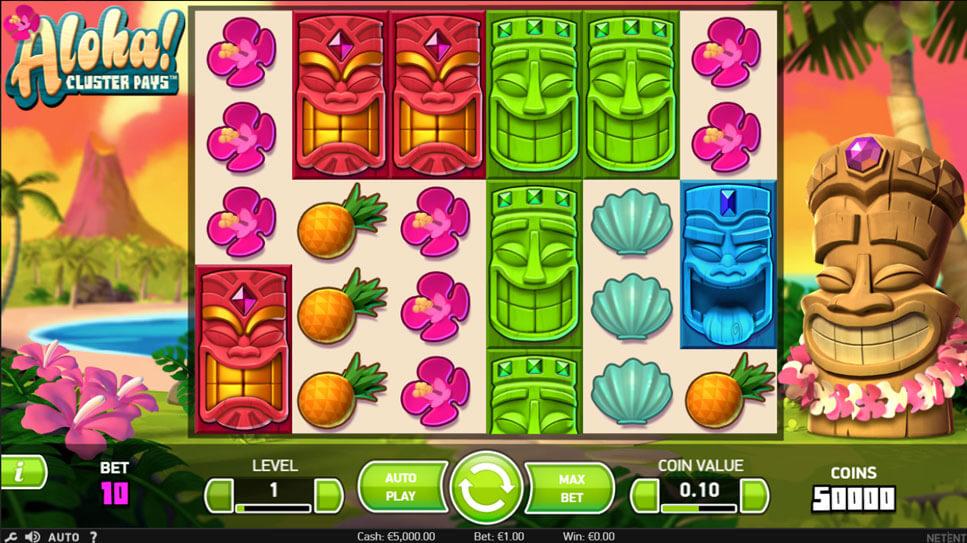 Online Aloha spelen