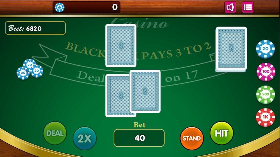 blackjack gratis spelen Bunkeflostrand