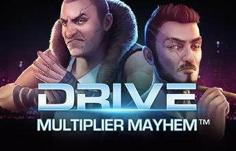 Online Drive: Multiplier Mayhem spelen