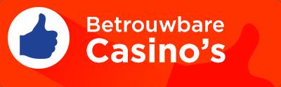 Betrouwbare Casino's