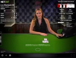 live blackjack common draw