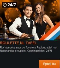 Nederlands live roulette