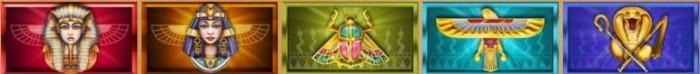 Pyramid symbols