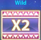 wild symbol glow