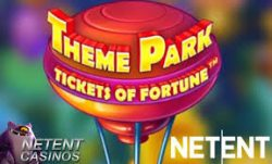 Theme Park Ticket of Fortune