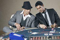 Geef een feest met als thema casino