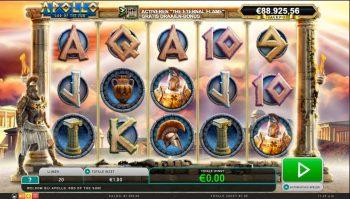 Apollo spelen in het online casino