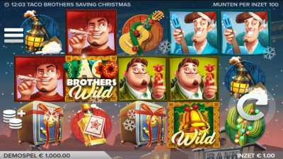 Online Taco Brothers spelen