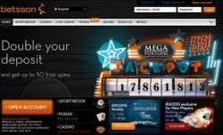 500 casino betsson group