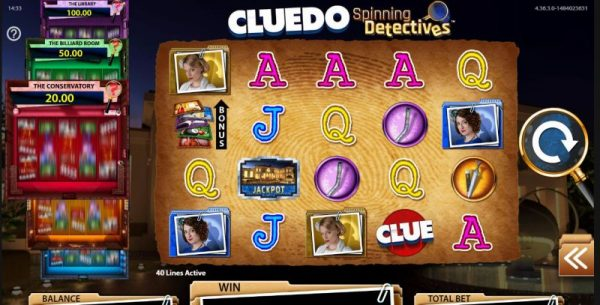 Spelreview Cluedo Spinning Detectives