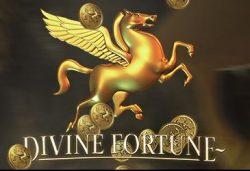 videoslot divine fortune
