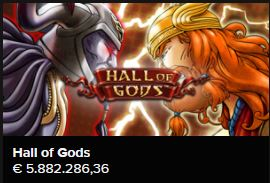 hall of god jackpot
