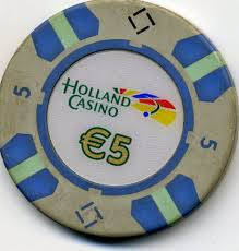 holland casino fiche 5 euro