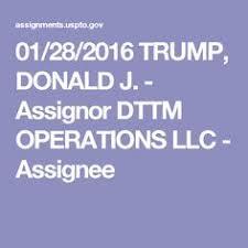 DTTM Trump